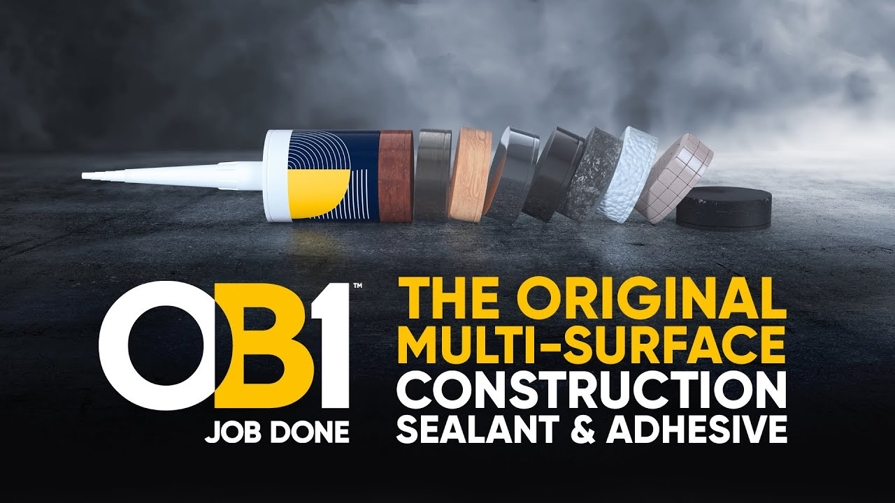 OB1 sealants & adhesives