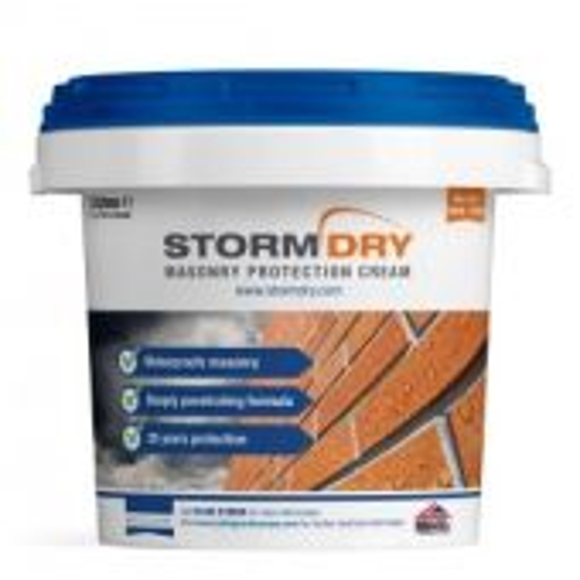 3 litre stormdry masonary protection cream