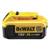 DeWalt DCB182 18v XR Slide 4.0Ah Li-Ion Battery