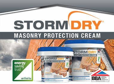 Storm Dry Masonry Protection Cream